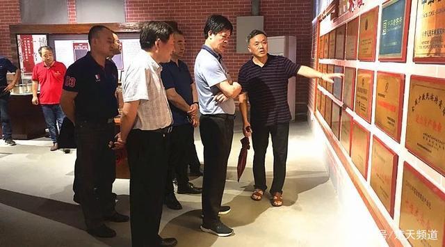 严控茶叶氟含量 湖北省市场监管局调研赤壁砖茶企业